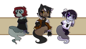 [CLOSED] Animal Frankenspirit Auction by PK-adopts