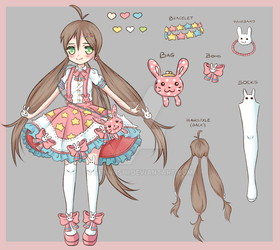 Adoptable Auction ::CLOSED:: by Senhoshi