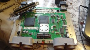Nintendo 64 Motherboard model 2000 by H-Gaon