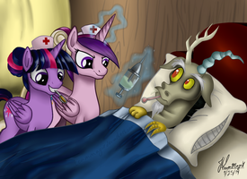 Two Nurses, One Discord by teammagix