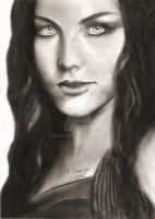 Amy Lee by tedwiges