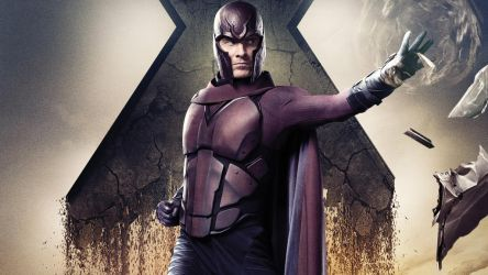 X Men Days of Future Past Magneto by vgwallpapers
