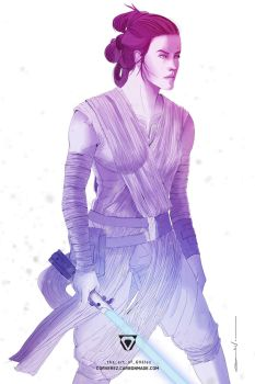 May The Fourth Be With You_2016_REY by Corverez