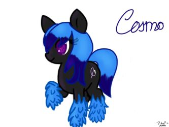 Cosmo (Art Trade) by PinkyPie25800