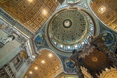 Michelangelo's Dome by lesogard