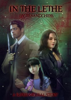 In The Lethe Book Cover Leah Keeler by MegstielPatron