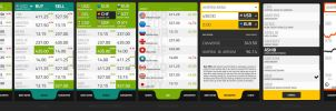 Currency Mobile Appplication by sargsyan