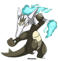 Alolan Marowak (UPDATED)
