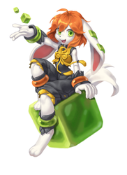 Freedom Planet 2:Milla by BloomTH