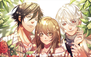 Mystic Messenger Commission by Airimiu
