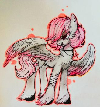 rouge by PhobiaOwl