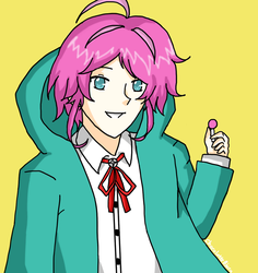 Ramuda Amemura by alindicollection