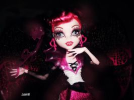 Hi my name is Draculaura and you? by JamilSC11