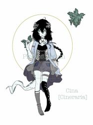 [CLOSED] Auction 81 - Nature adopt (Cineraria) by PiperOfGameln