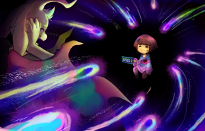Undertale | STOP IT by pekou