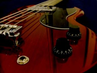 My bass guitar by luck-of-the-devil