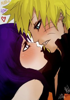 NarUHinA~~ by Stray-Ink92