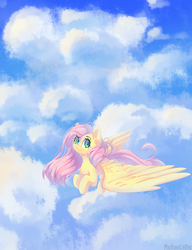 Fluttershy by MellonCollie-chan
