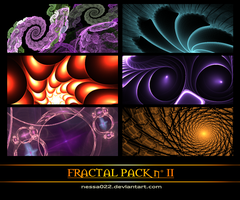 Fractal Pack n'2 by nessa022