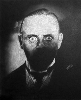 Anthony Hopkins by Surreal-Portrait