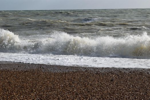 DSC 0044  Bexhill Beach by wintersmagicstock