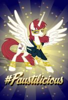 Faustilicious Poster by tygerbug