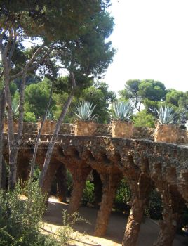 Park Guell 437 by caybeach