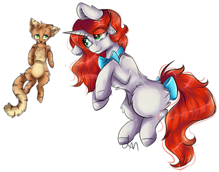 (P) Kitty time! by Luxyna-Moon