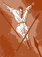 Doc Savage by jaypiscopo