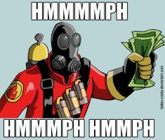 Team Fortress 2  - Shut up and take my money by Tadeu-Costa