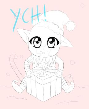 Limited Christmas Dwarf YCH *open* by LacrimareObscura