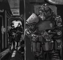 Metro 2033 WIP by AndgIl