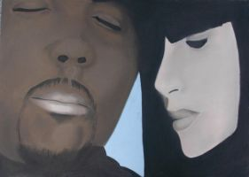 Nelly Furtado and Timbaland by Ilojleen