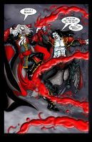 drac VS Gabriel by whittingtonrhett