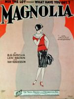 Magnolia Sheet Music Cover by PRR8157