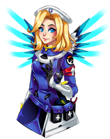 Commission: Mercy for Ax by Hyldenia