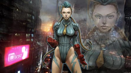 Cammy by 80sUnleashed