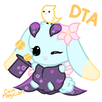 DTA: Coin Magician (Closed!) by Sunshineshiny