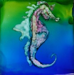Seahorse by MikeConklinArtist