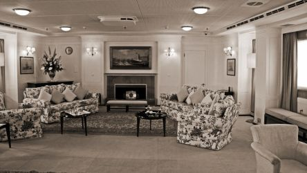 The Royals lounge room by UdoChristmann