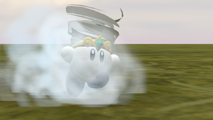 Wind Kirby by RichardtheDarkBoy29