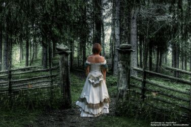 Lonely Forest. by AlwaysBeBeautiful