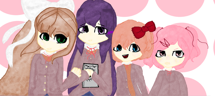 Doki by ChickaChickenart