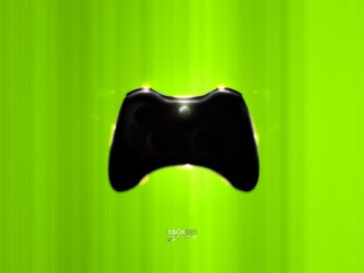 xbox 360 by visceralNL