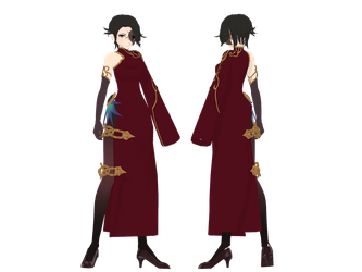Cinder Fall // WIP 4 by rxsilience