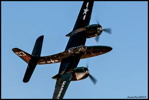 F7F Tigercat by AirshowDave