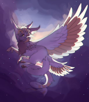Pure Skies by Piuwpa