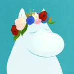 Moomin by PataYoh