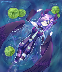 .:Contest Entry - Water Lillith:. by YumikoStarlight