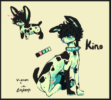 Kino collab auction open by CityKings